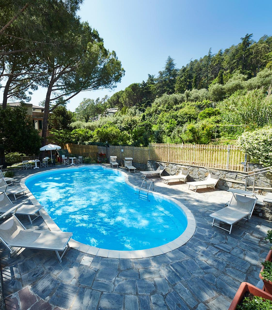 hotel villa adriana, monterosso